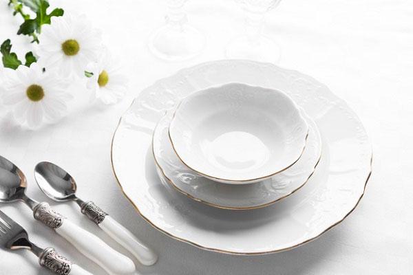 مشخصات ظروف چینی مرغوب